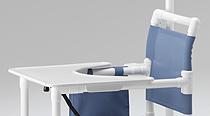 kippsichere gehhilfe mit sitz. Black Bedroom Furniture Sets. Home Design Ideas
