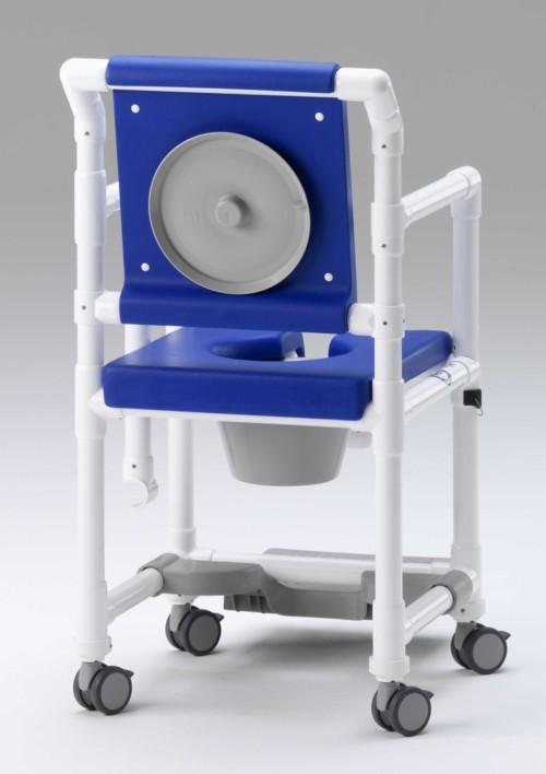 xxl bilder rollbare duschst hle f r die pflege behindertengerechtes bauen. Black Bedroom Furniture Sets. Home Design Ideas